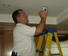 moorpark electrician recessed lighting installation